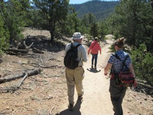 Santa Fe Trail Hikers