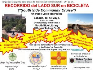 South Side CC in Spanish May 10 2014