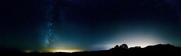 NM Night Sky - jay dolson horizontal