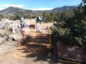 Camino de Cruz Blanca Trail Work @ Across from Dorothy Stewart Trailhead