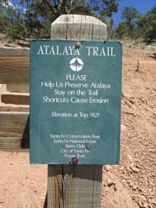 Atalaya Work Day @ Wilderness Gate Trailhead