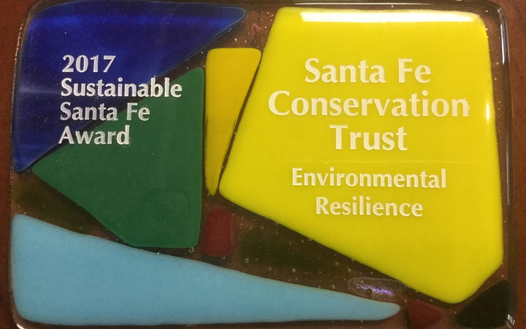 SFCT Wins the Mayor's Sustainability Award