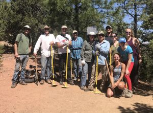 Dale Ball Trails Work Day @ Dale Ball Trails, Sierra del Norte Trailhead | Santa Fe | New Mexico | United States
