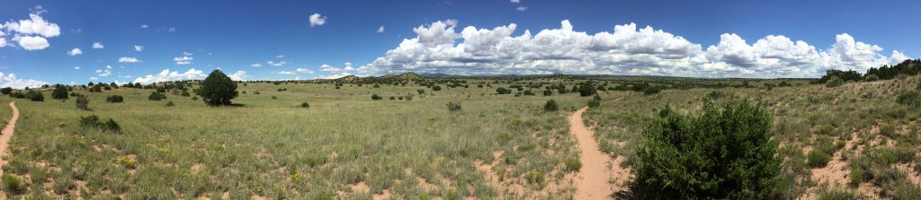 Partnership protects important lands in the Galisteo Basin Preserve