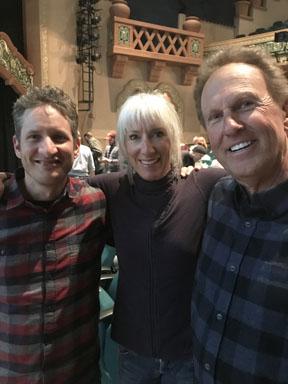 Banff Nancy Cook- Peter Martin- and Ed Breitinger