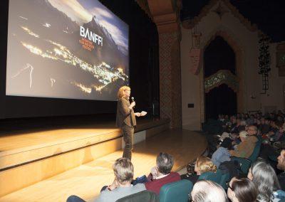 Sarah Noss speaking