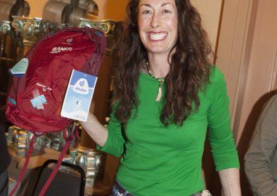 Volunteer winning Backpack