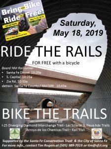 Ride the Rails - Bike the Trails @ Railyard Depot
