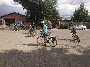 Community Bicycle Ride: Funky Trails and Shortcuts