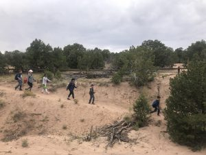 Field Trips to La Tierra Trails, Oct.-Nov., 2019
