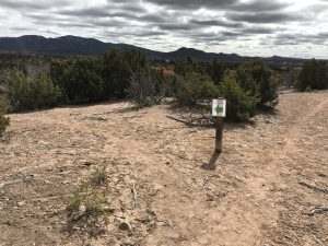 Piñon Ridge Trail