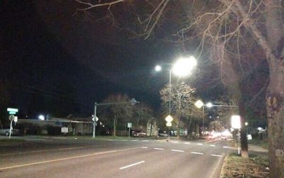 Important Update on City Streetlights