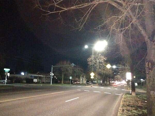 Important Update on City Streetlights