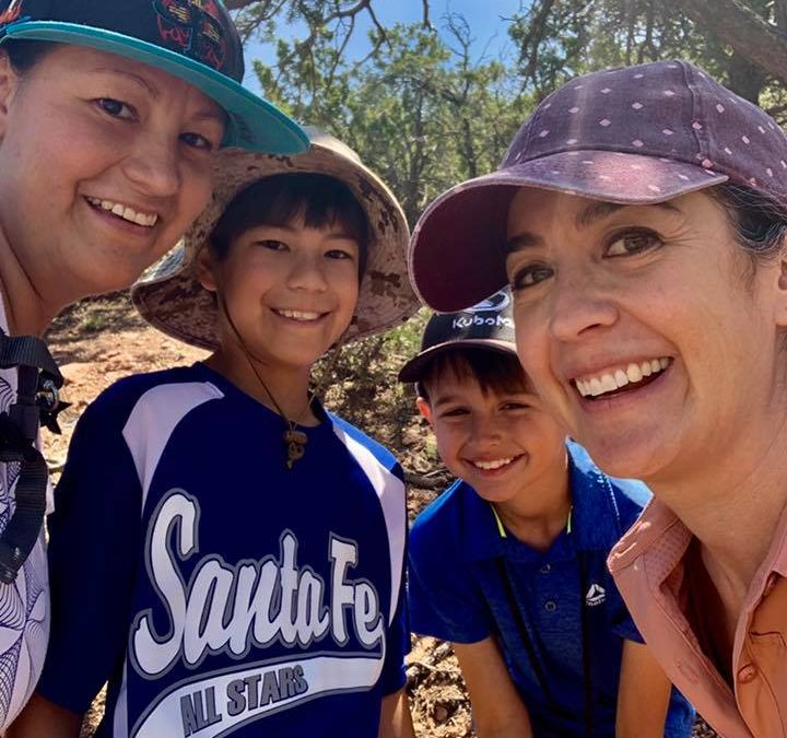 Take a Kid Hiking on June 5