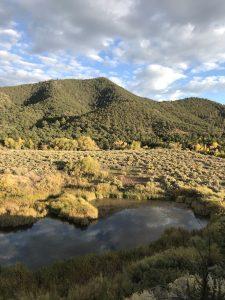 Trail Work in the Santa Fe Canyon Preserve @ Cerro Gordo Trailhead